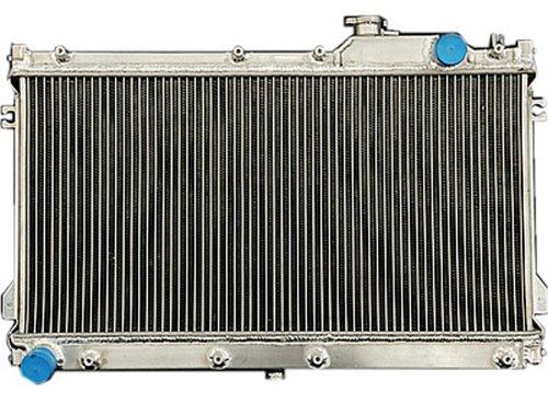 (OPL HPR160 Aluminum Radiator For Mazda Miata MX-5 (Manual Transmission))