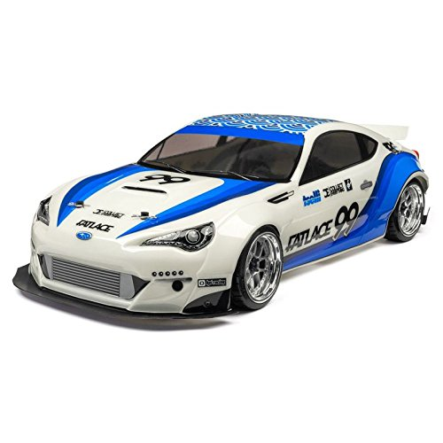 HPI Racing 114356 RS4 Sport 3 Drift RTR with Subaru BRZ Body Vehicle ()