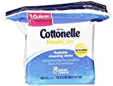 Cottonelle Fresh Care Flushable Moist Wipes Refill, 540 Count