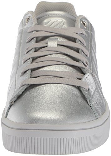 Sneaker Frasco Blue Silber White Damen Court Silver Barely K Swiss OIFSaa