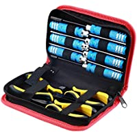 10-in-1 Tool Kit Screwdriver Pliers w/ Box for Helicopter Plane RC Model Car