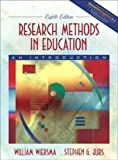 img - for Research Methods in Education - An Introduction (8th, Eighth Edition) - By Wiersma & Jurs book / textbook / text book