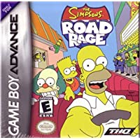 Los Simpsons Road Rage