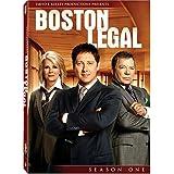 Boston Legal - Season 1 [DVD]