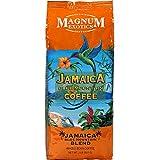 Magnum Jamaica Blue Mountain Coffee Blend - 2lbs Whole Bean (4 Pack)