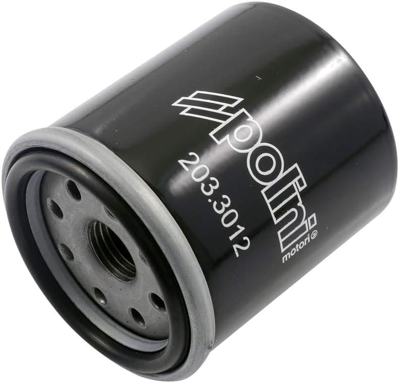 /Ölfilter POLINI 52x70mm f/ür MP3 300 LT ie Yourban M75100 2011 22,7 PS