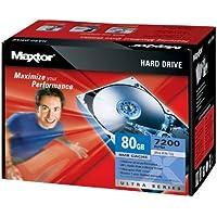 Maxtor DiamondMax Plus 80GB U133 Internal IDE Hard Drive