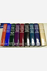 The Work And The Glory Gerald Lund 9 Volume Hardcover Set Vol 1. Pillar of Light 2. Like a Fire is Burning 3. Truth will Prevail 4. Thy Gold To Refine 5. A seson of Joy 6. Praise The Man 7. No Unhallowed Hand 8. So Great a Cause 9. All is Well (The Work And The Glory, Complete 9 Volume set) Hardcover
