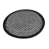 eDealMax 6.5 Car Audio Speaker Mesh Sub Woofer Subwoofer Grill copertura antipolvere Protector