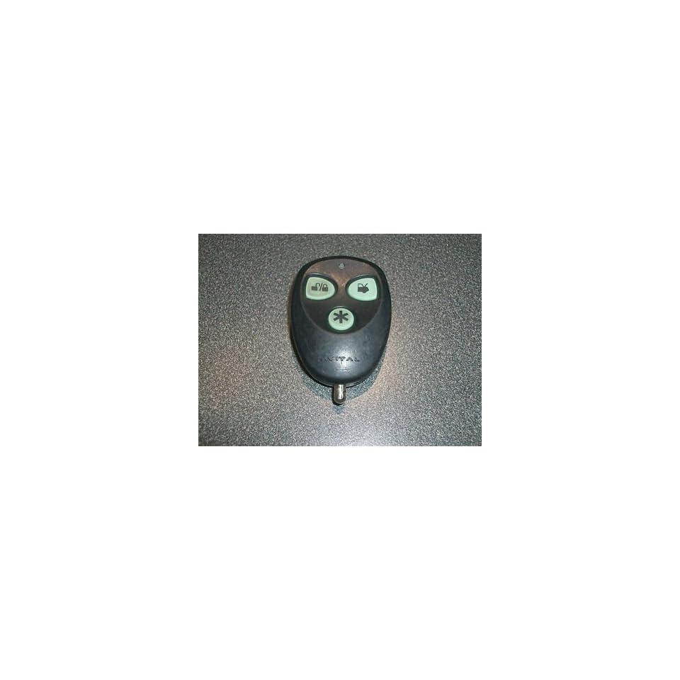 AVITAL EZSDEI476 RPN 820031 AVITAL KEYLESS ENTRY REMOTE START KEY FOB