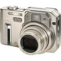 Casio Exilim Pro P600 6MP Digital Camera with 4x Optical Zoom Explained Review Image
