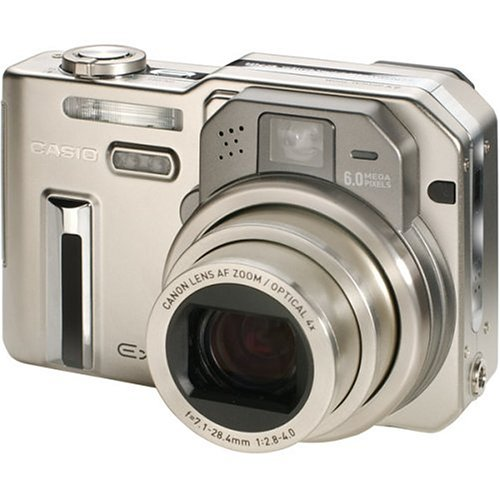 Casio Exilim Digital Camera Optical