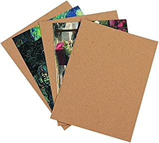 "product image for Partners Brand PCP1218 Chipboard Pads, 12"" x 18"", Kraft (Pack of 420)"