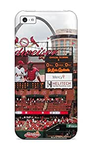 6164956K301808191 st_ louis cardinals MLB Sports & Colleges best iPhone 5c cases