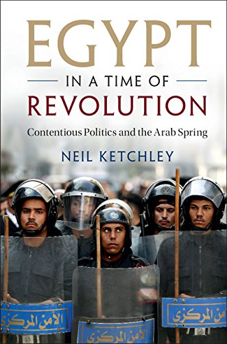 Egypt in a Time of Revolution: Contentious Politics and the Arab Spring (Cambridge Studies in Contentious Politics)