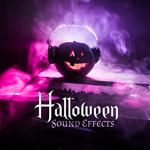 Halloween Monster Sounds (Halloween Sound Effects: Music Background containing Sinister Moaning of Ghosts, Screams of Monsters: Evil Clowns, Bloody Widow, Zombies, Witches,)