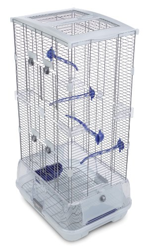 Vision Bird Cage Model S02 – Small, My Pet Supplies