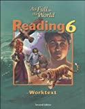 Reading Worktext Student Grd 6, BJU Staff, 1579245439