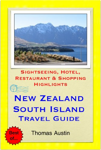 New Zealand, South Island Travel Guide - Sightseeing, Hotel, Restaurant & Shopping Highlights - Queenstown Shopping