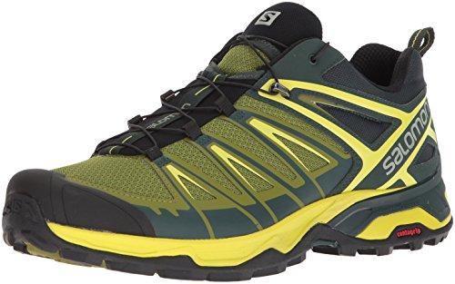 Sp Gris X Running Homme Salomon guacamole 000 sulphur Chaussures 3 Spruce Ultra De darkest 1CxF7