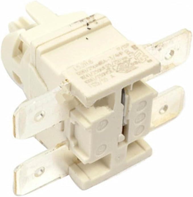 Unidad de botón de interruptor de doble polo de encendido ...