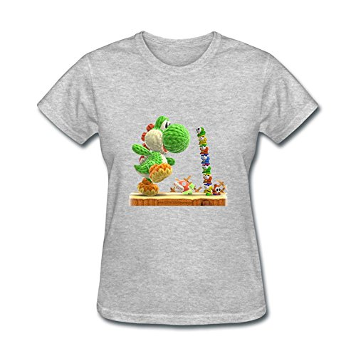 Price comparison product image XC4WG Women's Yoshis Woolly Worlds T Shirts