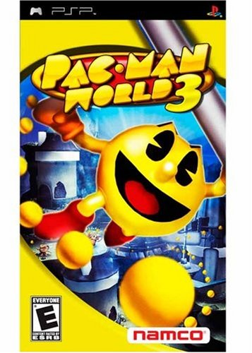 Pac-Man World 3 - Sony PSP by Bandai Namco Entertainment America