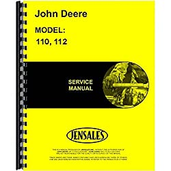 New Service Manual For John Deere Lawn & Garde