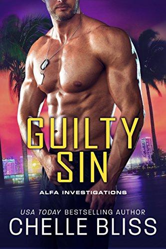 Guilty Sin (ALFA Investigations Book 4)