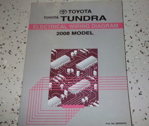 2008 toyota tundra electrical wiring diagram service shop repair rh amazon com 2008 toyota tundra ignition wiring diagram 2008 toyota tundra electrical wiring diagram