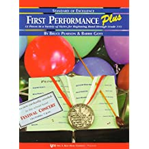 W53TP - Standard of Excellence - First Performance Plus - 1st/2nd Trumpet/Cornet
