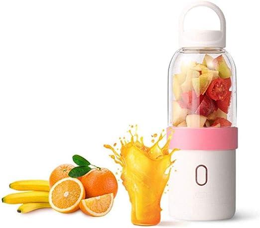 Mini licuadora de frutas, licuadora personal, exprimidor ...