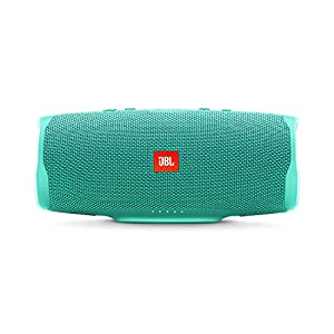 JBL Charge 4 - Enceinte Bluetooth portable avec USB - Robuste et étanche : pour piscine et plage - Son puissant - Autonomie 20 hrs - Turquoise 7