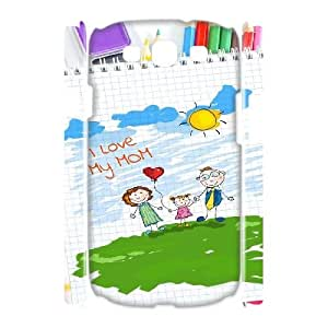 LTTcase Custom Mother's Day 3D Hard Case for samsung galaxy s3 i9300