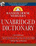 Webster's Unabridged Dictionary and Set, RH Disney Staff, 037572026X
