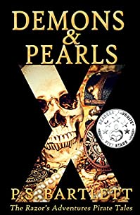 Demons & Pearls by P.S. Bartlett ebook deal