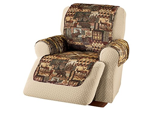 Woodland Furniture Recliner Country Washable