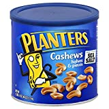 Planters Cashew Halves and Pieces, Salted, 46 OZ