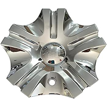 Amazon Com Helo 814 Spark 814l178 S412 35 Chrome Wheel