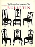img - for The Metropolitan Museum of Art Bulletin: Volume XXI, Number 3, November 1962: