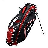 Sahara Recon Stand Bag, Black/Red