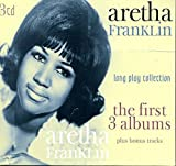 Aretha Franklin: Long Play Collection- The First 3 Albums + Bonus Tracks ~ 3 Cd Box Set [Import] Aretha Franklin