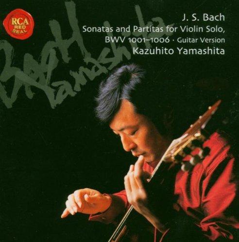 Bach: Sonatas & Partitas for Violin Solo