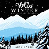 Hello Winter: A Black and White Baby Book