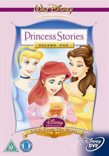 Disney Princess Stories - Vol. 1 - A Gift From The Heart [NON US FORMAT DVD]