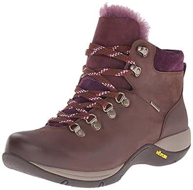 Amazon.com | Dansko Women's Chelsey Winter Boot, Brown