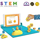 Shifu Plugo STEM Pack - Math & Construction (Link & Count), Augmented Reality Games with Fun...