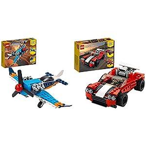LEGO 31099 Propeller Plane &...