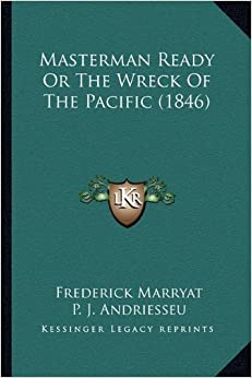 Book Masterman Ready or the Wreck of the Pacific (1846)