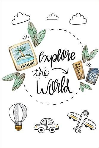 Explore the World Clip Art